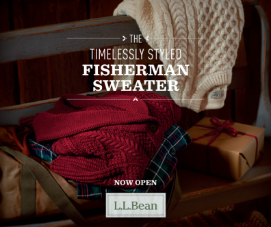 L.L. Bean ad - edited copy